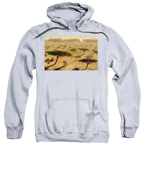 Sahelian Landscape Sweatshirt