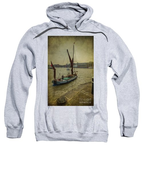 Sailing Away... Sweatshirt by Clare Bambers
