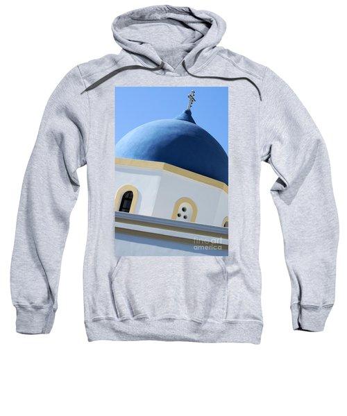 Santorini Dome Sweatshirt