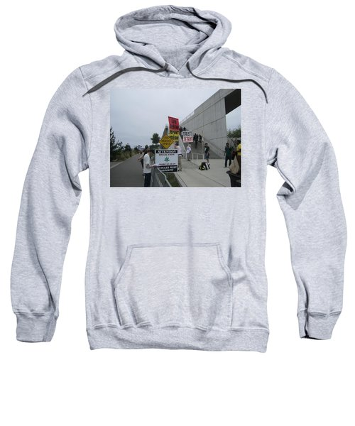 Sign Of The Times Sweatshirt