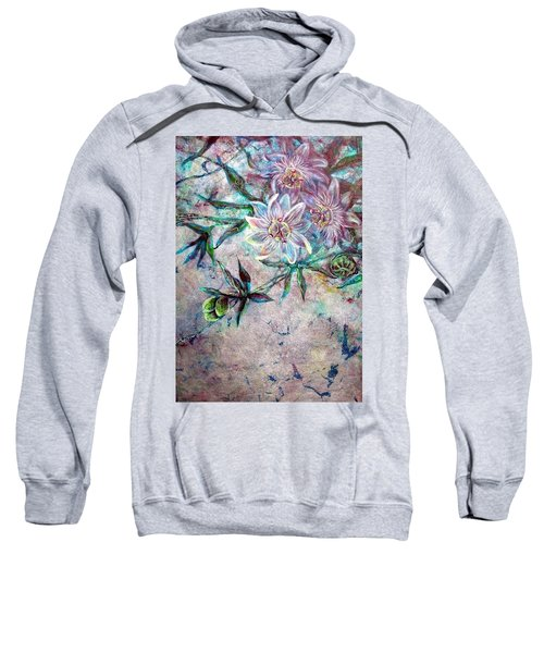 Silver Passions Sweatshirt
