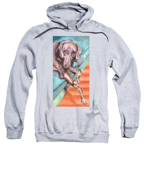 Sofa Serenade 1 Sweatshirt