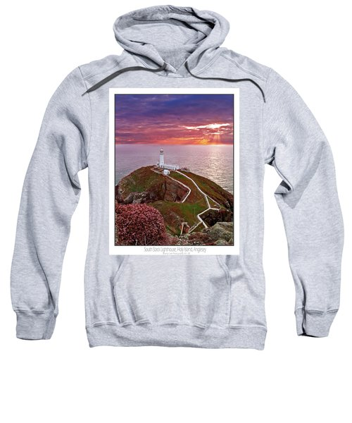 South Stack Lighthouse Sweatshirt