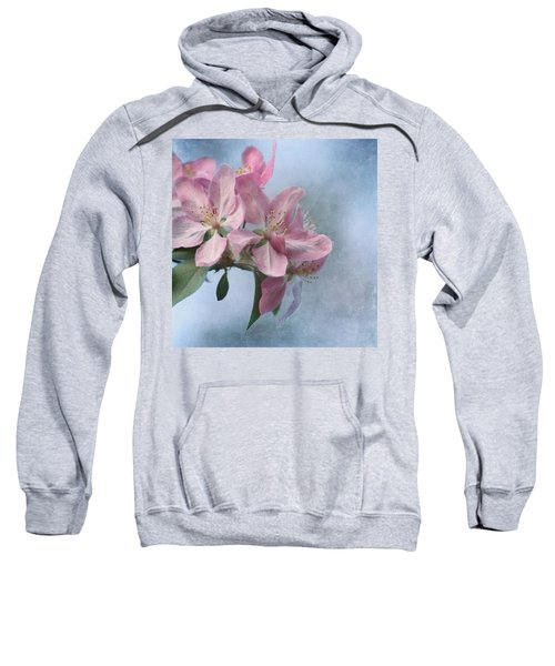 Spring Blossoms For The Cure Sweatshirt
