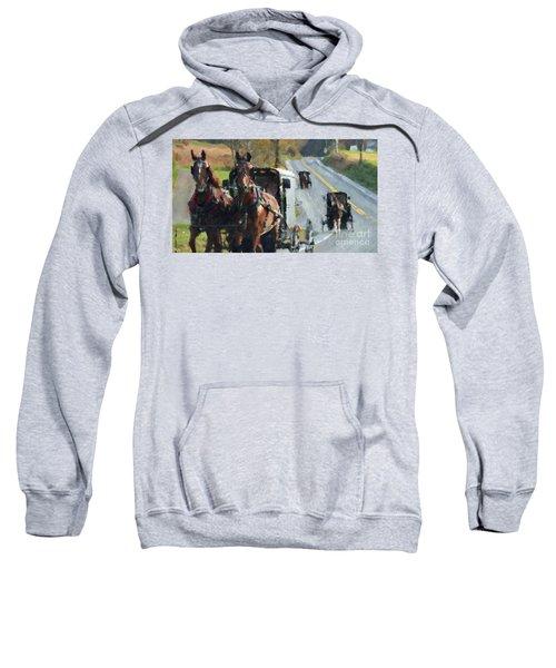 Sunday Ride Sweatshirt