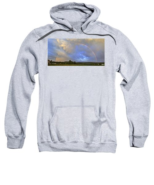 Sunset Rainbow Sweatshirt