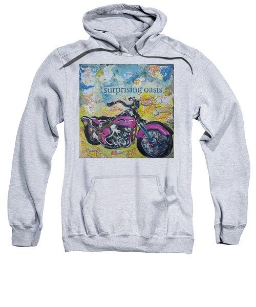 Surprising Oasis Sweatshirt