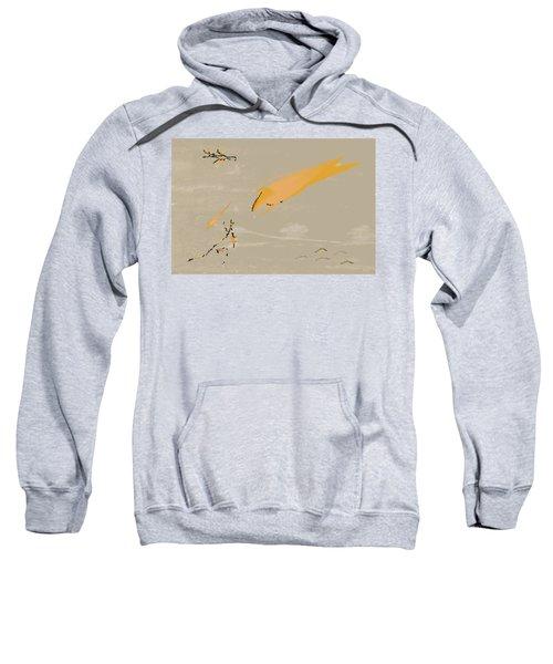 The Beast Afoot Sweatshirt