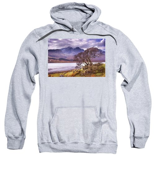 The Cuillins Skye Sweatshirt