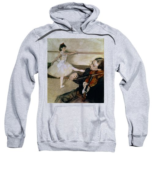 The Dance Lesson Sweatshirt