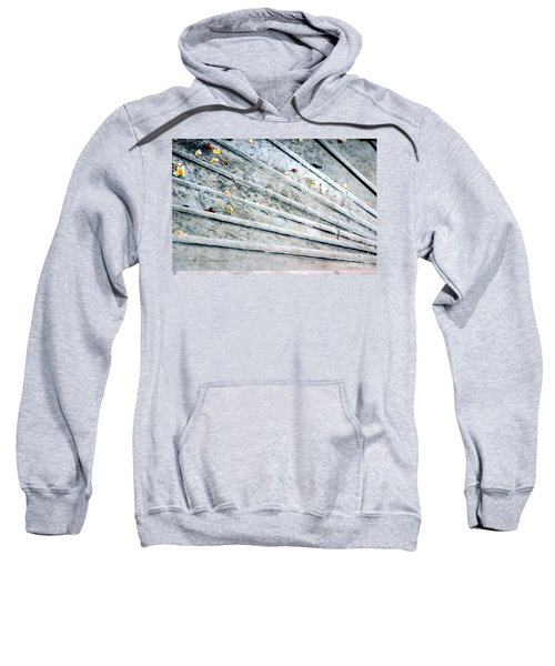 The Marble Steps Of Life Sweatshirt