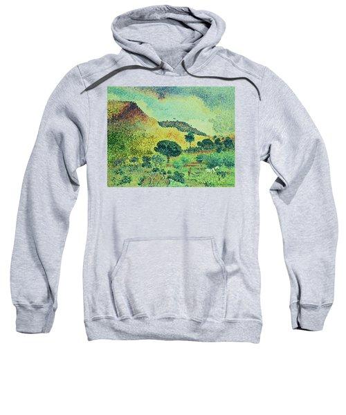 The Maures Mountains Sweatshirt