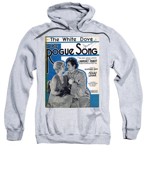 The White Dove Sweatshirt
