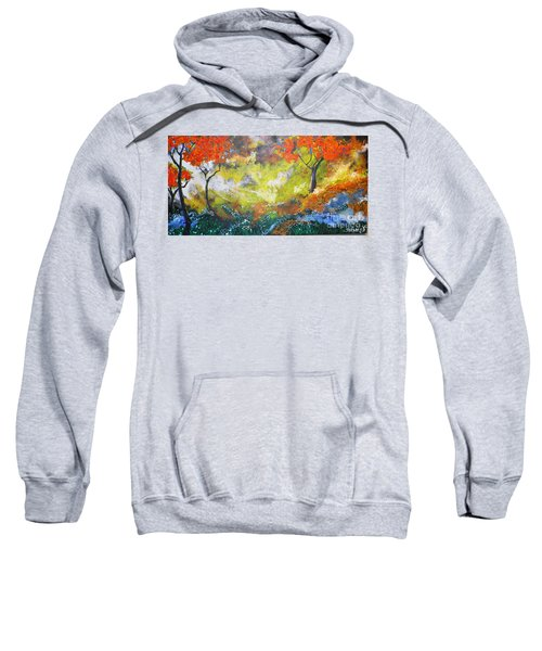 Through The Myst Sweatshirt
