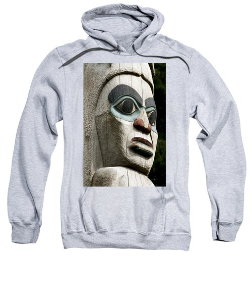 Totem Close Up Sweatshirt