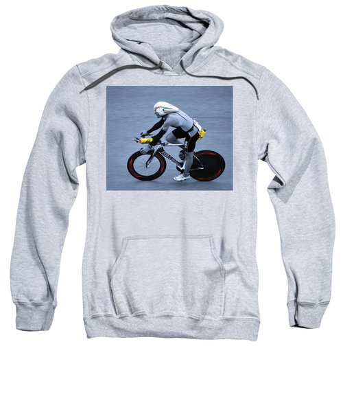 Triathlon Man Sweatshirt