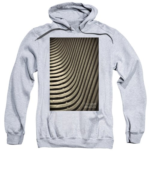 Upward Curve. Sweatshirt by Clare Bambers