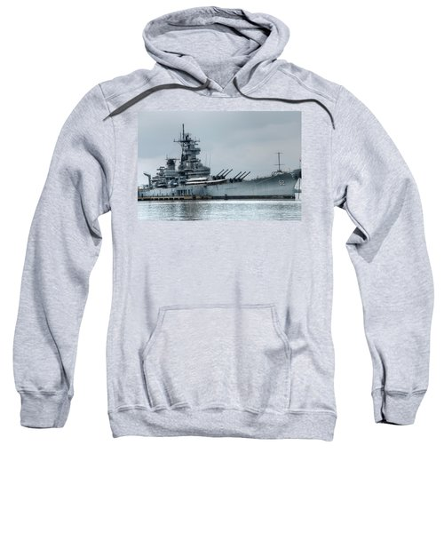 Uss New Jersey Sweatshirt