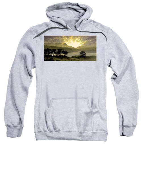View Of Ben Bulben Sweatshirt