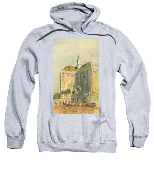 Villa Riviera Another View Sweatshirt