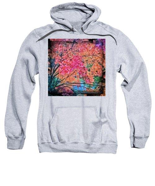 Vine Maple - Fall Color Sweatshirt