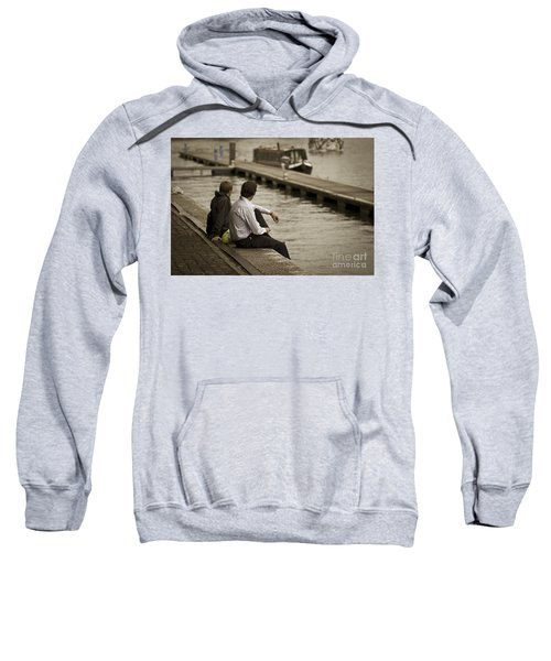 Watching The World Go By Sweatshirt