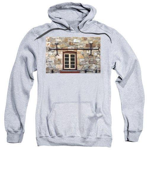 Window Into The Past Sweatshirt