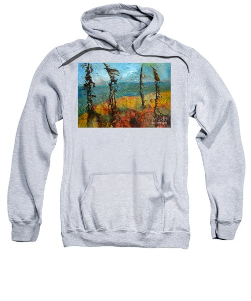 Windswept Pines Sweatshirt