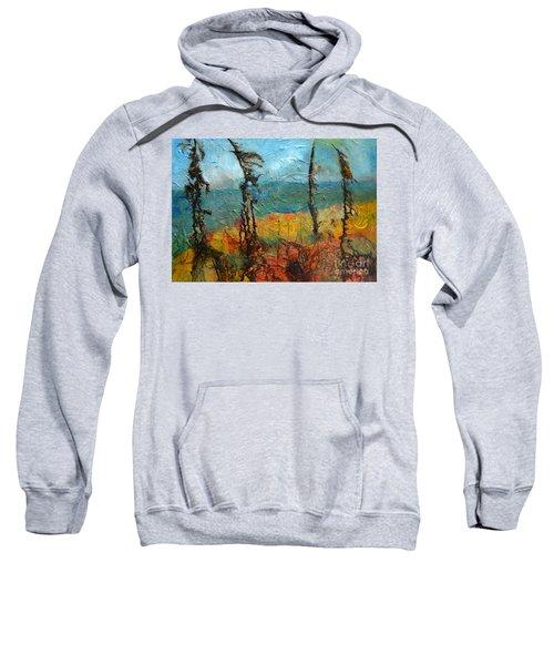 Windswept Pines Sweatshirt