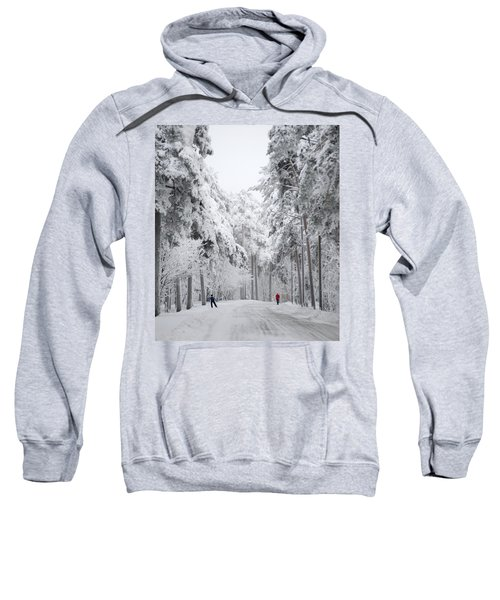 Winter Activities Sweatshirt