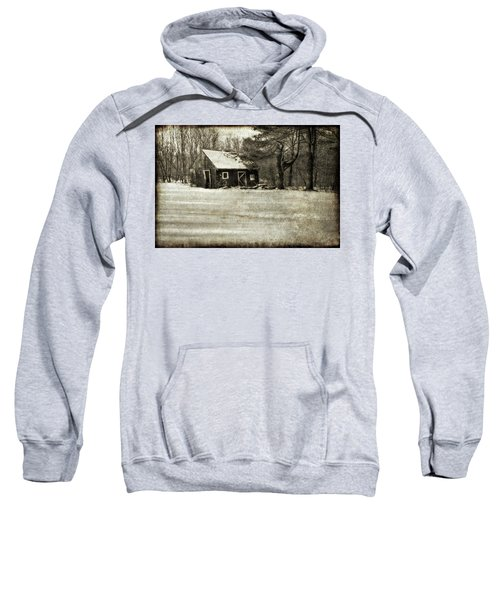 Winter Textures Sweatshirt
