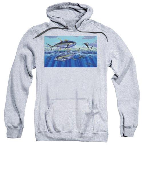 Yellowfin Bust Sweatshirt