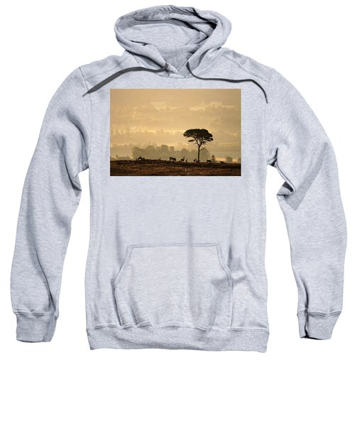 Autumn Morning, Strathglass Sweatshirt