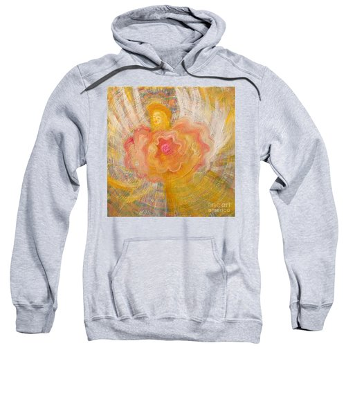Flower Angel Sweatshirt