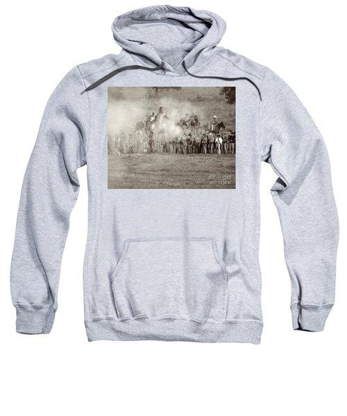 Gettysburg Confederate Infantry 7503s Sweatshirt