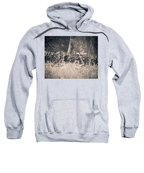 Gettysburg Union Infantry 9348s Sweatshirt