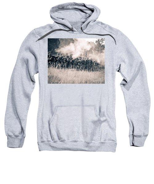 Gettysburg Union Infantry 9360s Sweatshirt