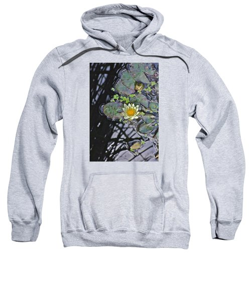 September White Water Lily Sweatshirt