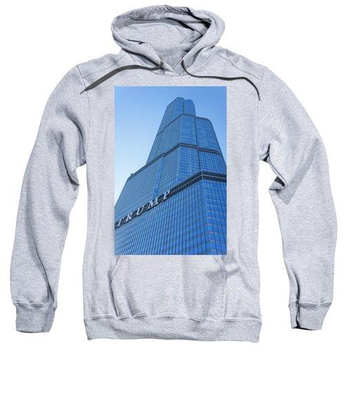 Trump Tower, Chicago. Sweatshirt