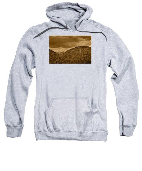 View From A Train Tnt Sweatshirt