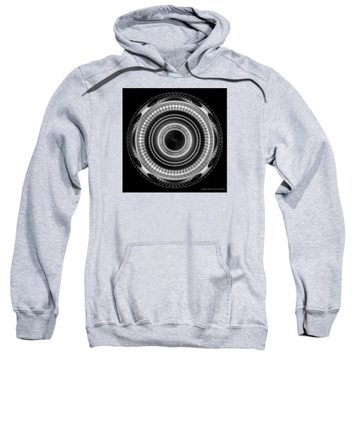 #091520151 Black And White Version Sweatshirt