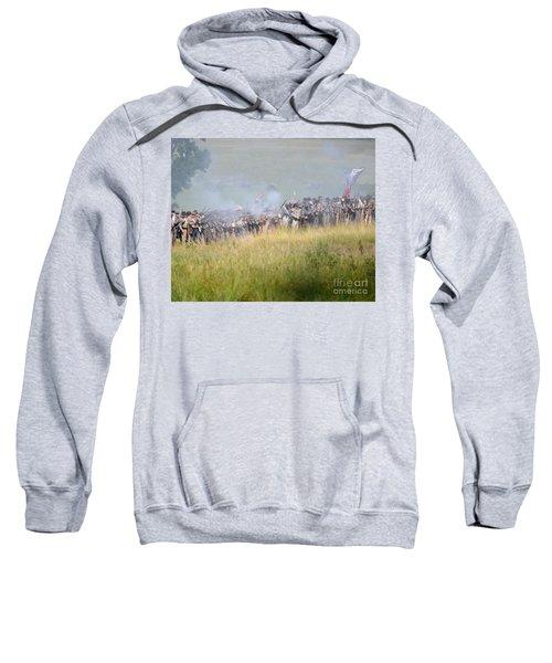 Gettysburg Confederate Infantry 7503c Sweatshirt