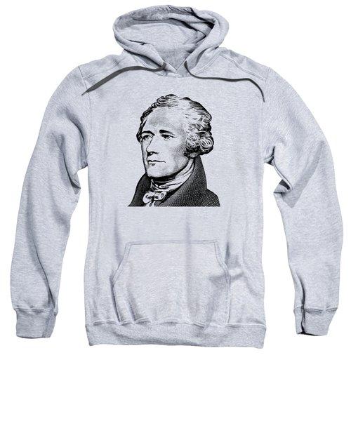 Alexander Hamilton - Founding Father Graphic  Sweatshirt