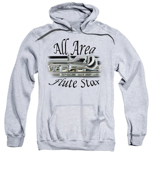 All Area Flute Star  Sweatshirt