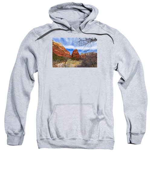Angels Landing Sweatshirt