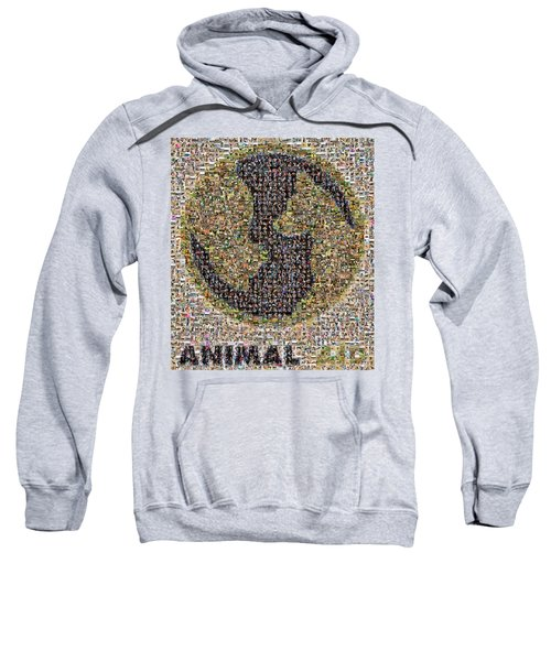 Animal Aid 2017  Sweatshirt
