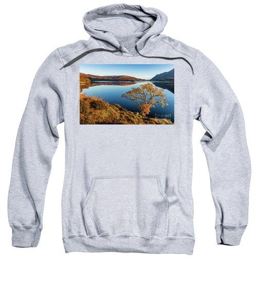 Autumn Light On Ullswater Sweatshirt