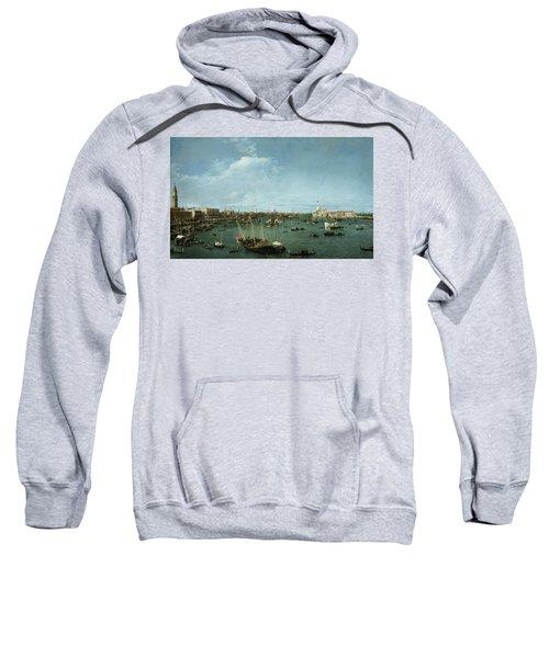 Bacino Di San Marco, Venice Sweatshirt