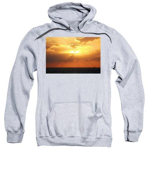 Bahamas Sunset Sweatshirt
