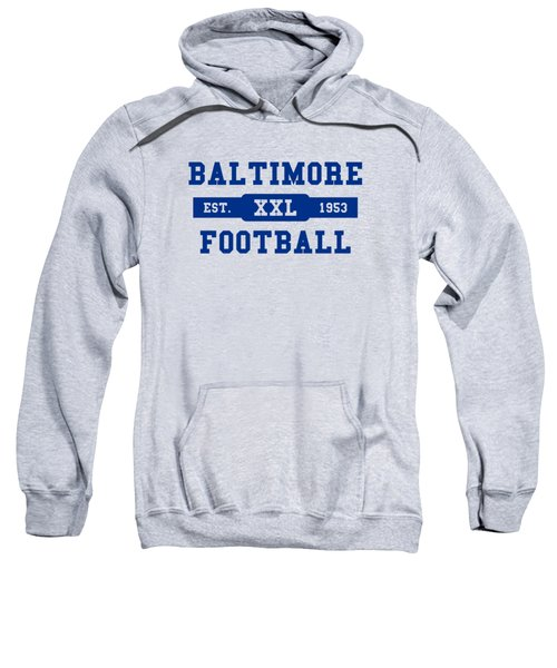 Baltimore Colts Retro Shirt Sweatshirt